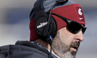 Nick Rolovich reportedly will take his dismissal as Washington State football coach to court