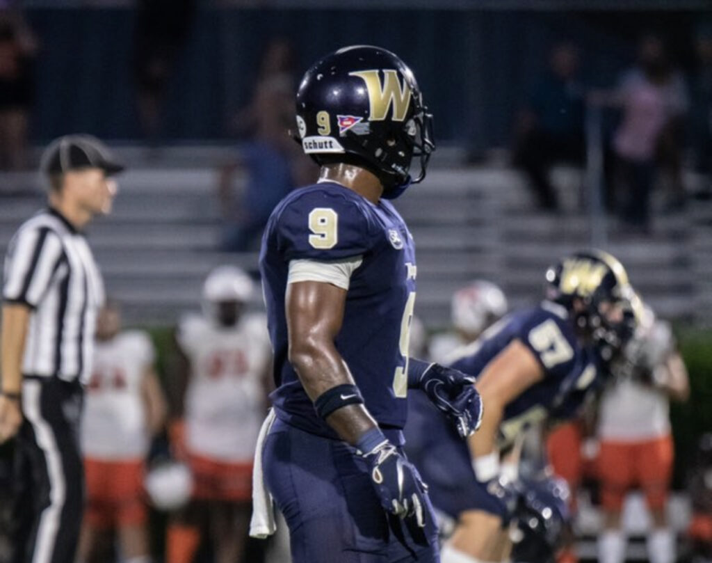 Daron Bowles the hard hitting defensive back from Wingate University recently sat down with NFL Draft Diamonds owner Damond Talbot.
