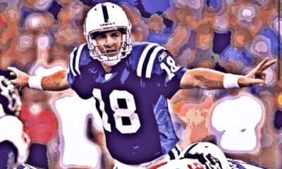 Is Peyton Manning the best 1st pick in the NFL Draft ever?