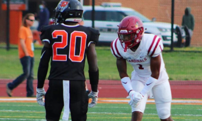 TySean Sizer the athletic wide receiver from St. John Fisher College recently sat down with NFL Draft Diamonds owner Damond Talbot.