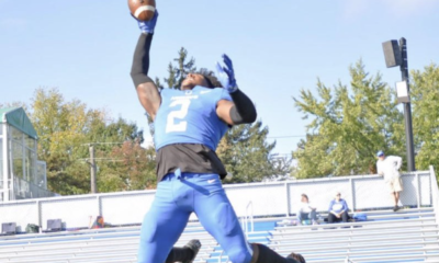 Devanaire Conliffe the play making wide receiver from Notre Dame College recently sat down with NFL Draft Diamonds scout Jimmy Williams.