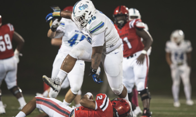 Matthew Gotel the big and phsyical pass rusher from the University of West Florida recently sat down with Draft Diamonds Justin Berendzen