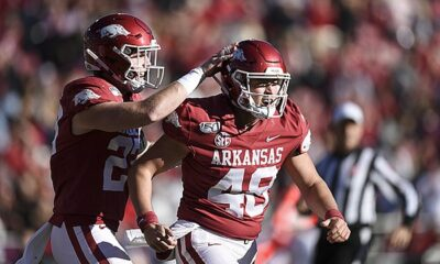 Jordan Silver the standout longsnapper from the University of Arkansas recently sat down with Draft Diamonds owner Damond Talbot
