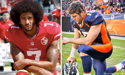 Colin Kaepernick and Tim Tebow both led their teams to the playoffs at the quarterback position. Daniel Kelly wants to be a GM and if he was a GM he would sign both Kap and Tebow.