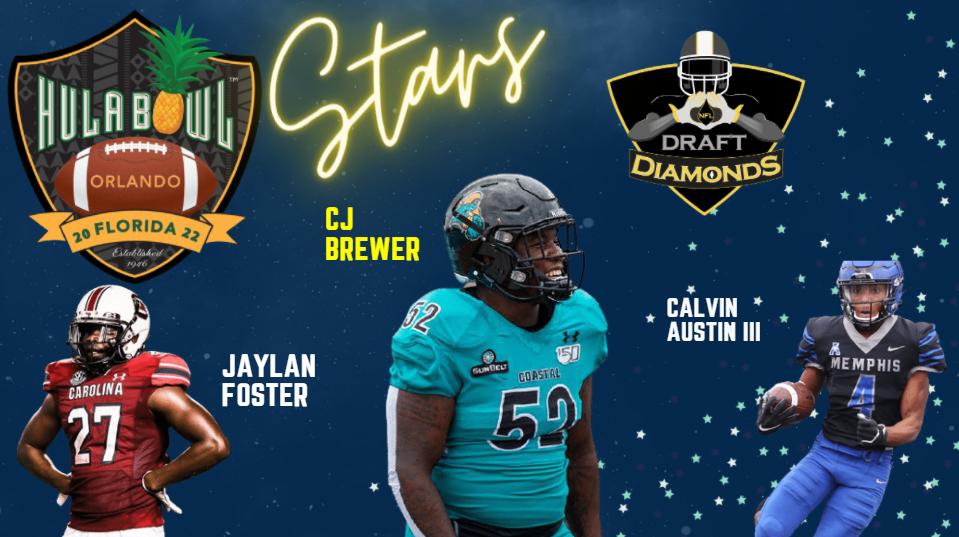 Hula Bowl Stars Week 6